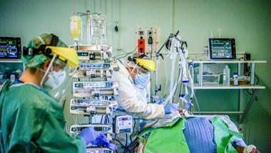 Elhunyt 206 koronavírus-fertőzött, a beoltottak száma 2,83 millió