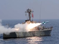 Újabb hadgyakorlatot tartott az iráni Forradalmi Gárda