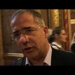 Videó: Kósa Lajosnak volt pár szava a kitiltási botrányról