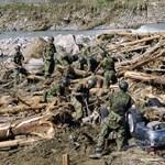 Végigpusztította Japánt a tájfun