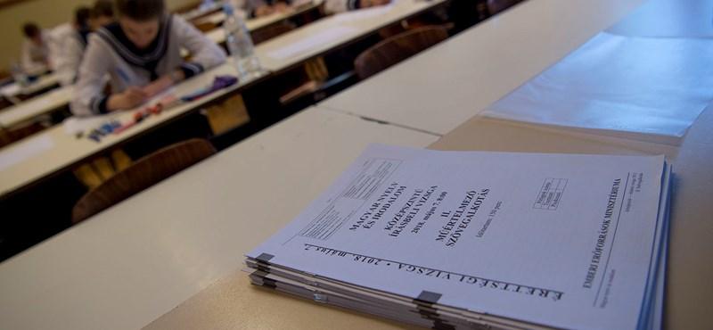 Kezdődik az érettségi, 111 ezren vizsgáznak a következő hetekben