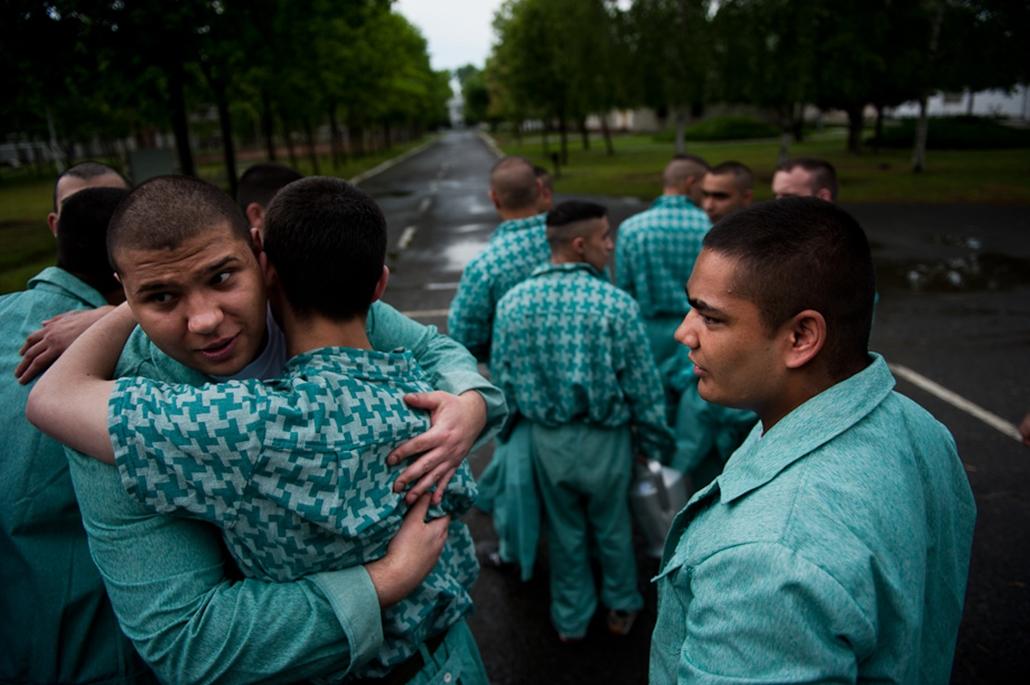 börtön vetélkedő büntetés végrehajtás nagyítás