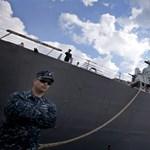 Bahreinben meghalt az ötödik amerikai flotta parancsnoka, vizsgálat indult
