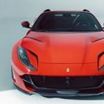 840 lóerős lett a nyitható tetejű Ferrari 812 GTS
