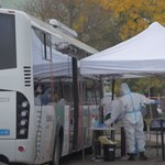 Szerdán csak Budapesten és Pest megyében tesztelnek a szűrőbuszokban