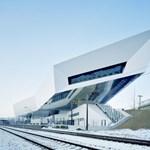 Porsche-múzeum: lendület és bátorság