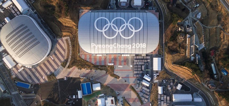 Egy popénekesnő az olimpiát előkészítő észak-koreai küldöttség sztárja – videó