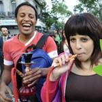Heti tíz gramm füvet vehetnek az uruguayiak