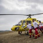 Csendben vett a kormány kilenc használt mentőhelikoptert