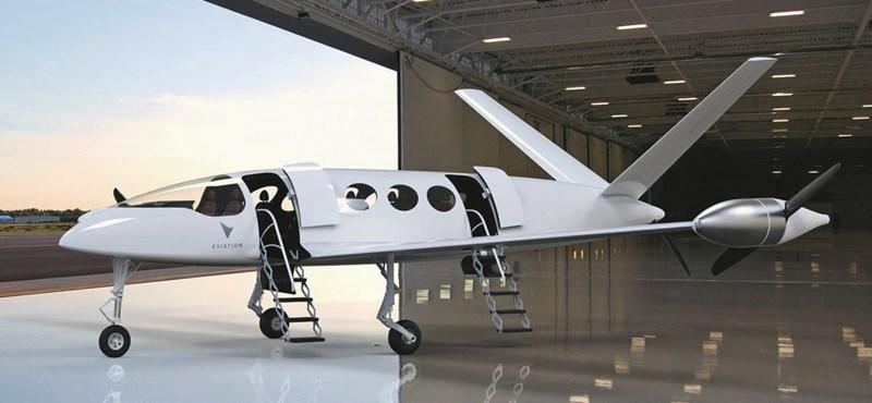 Most már tényleg nincs messze, hogy e-repülőgépeken utazhassunk