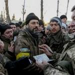 Orosz páncélos zászlóalj harcolhatott Debalcevénél