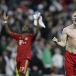Real Madrid - Bayern München 2-1 - 11-esekkel döntőben a németek!