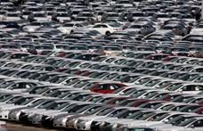 A spanyol és az olasz autópiac omlott össze a legjobban idén