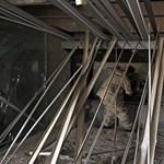 Líbia: tömegsír lehet a titkos börtönnél