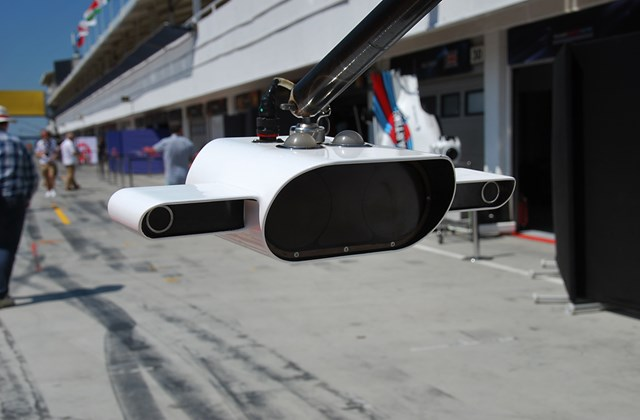 Hungaroring tesztnap F1