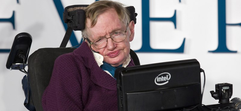 Rendre tréfával kezdte a fekete lyukakról szóló előadásait – tudósok emlékeznek meg Hawkingról