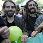 A fű legalizálásáért tüntetnek ma a Parlament előtt