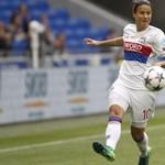 Búcsúztak a németek a női foci vébéről