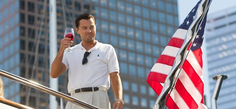 Visszafizeti DiCaprio a Wall Street farkasáért kapott csillagászati gázsit?