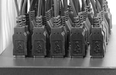 Figyelmeztet az ITM: áramütést okozhat tízből hat USB-töltő