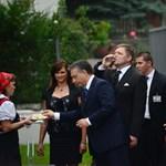 Fotó: így pálinkázott Orbán Ficóval