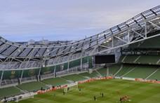 Foci-Eb: az ír kormány szerint túl korai dönteni arról, lehet-e negyed ház a dublini stadionban