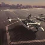 A jövő gyorsabban itt lesz, mint gondolnánk: Repülő autók