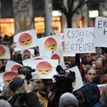 Megbénítaná a magyar internetet a diáktüntetés szervezője? Ön kiszúrja a kamuhíreket?