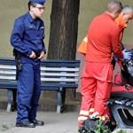 Csavarhúzóval szúrtak szemen egy férfit Budapesten
