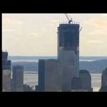 Már 100 emeletes az új WTC