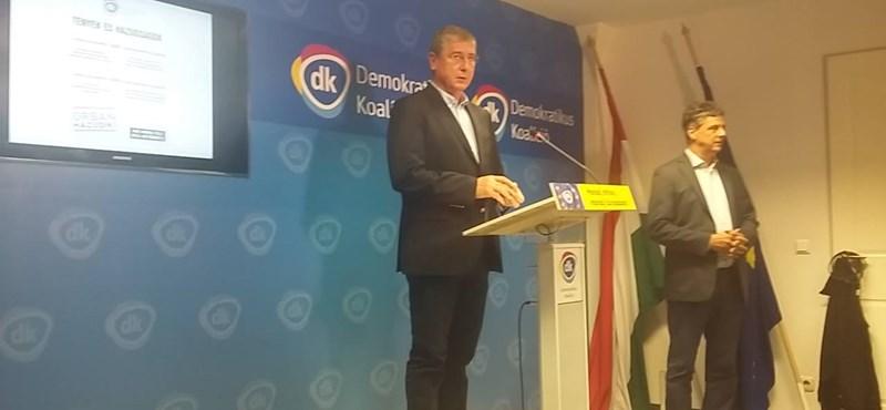 Gyurcsány Ferenc: 2018-ra előállítható egy szoros küzdelem