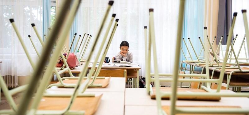 Nem sokan döntöttek úgy, hogy visszamennek az iskolába