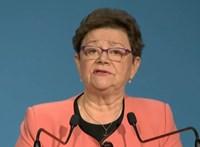 Müller Cecília: A Szent László kórházban a lélegeztetettek 50 százaléka lekerül a gépről