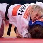 Megvan az első! Csernoviczki Éva bronzérmes!