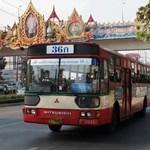 Thaiföldig kellett menni, hogy többé ne szidjuk a BKV-t