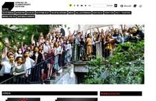 Támadás érte a Színművészeti honlapját