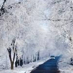 Még ne örüljünk az enyhébb időnek, jön vissza az extrém hideg – térkép