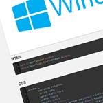 Cukorka webfejlesztőknek: Windows 8 logó CSS-ben