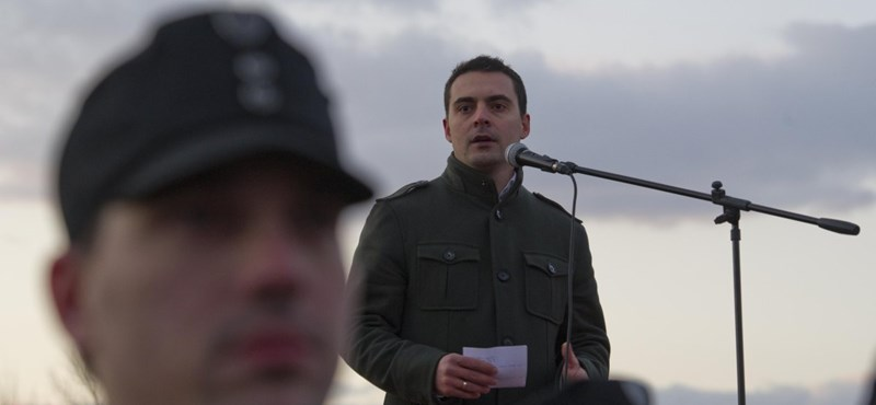 """Vona Gyöngyöspatáról: """"a polgárőröknek kétharmaduk van"""""""