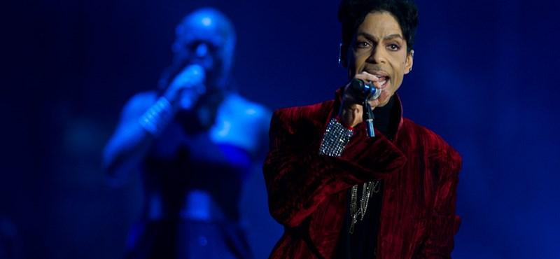 Meghalt Prince