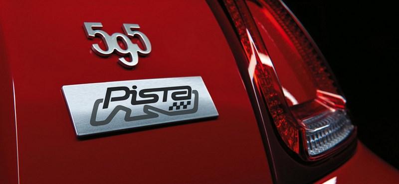 Erős Pista: íme a legdögösebb Fiat 500