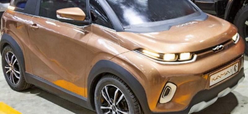 Az első orosz elektromos szabadidő-autó a Kamaz 4 millió forintos újdonsága