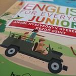 Nyelvtanulás az alapoktól? Ezzel a könyvvel otthonról is belekezdhettek az angolba
