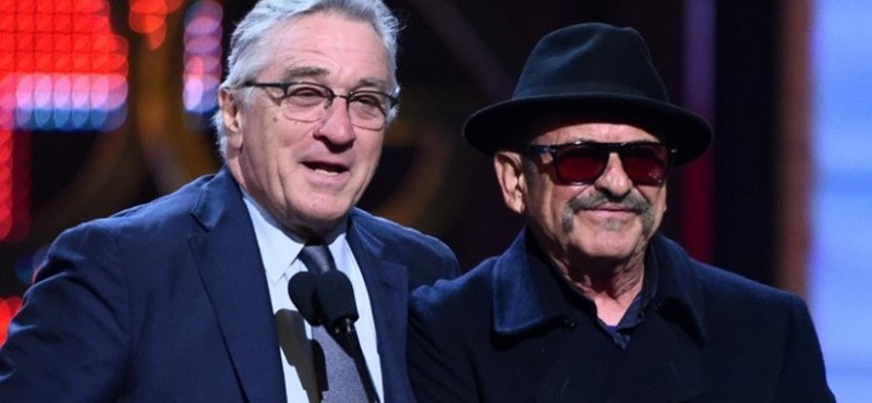 Hosszú idő után mutatkozott együtt Robert De Niro és Joe Pesci
