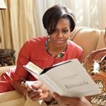 Meglátogatta Mandelát Obama felesége