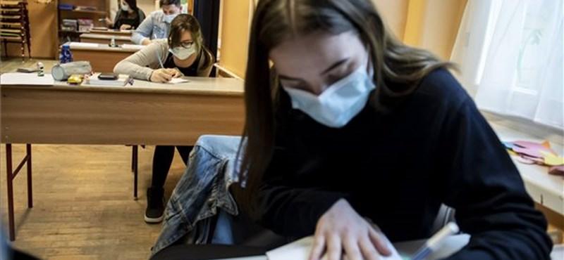 """""""Nehezebb volt a vizsga, de lehet, hogy csak azért, mert most írtam"""""""
