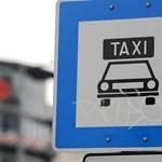 """""""Szégyenletes"""" - a taxisszövetség elítéli az erőszakot"""