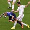 Robben után Wesley Sneider is visszatér a pályára