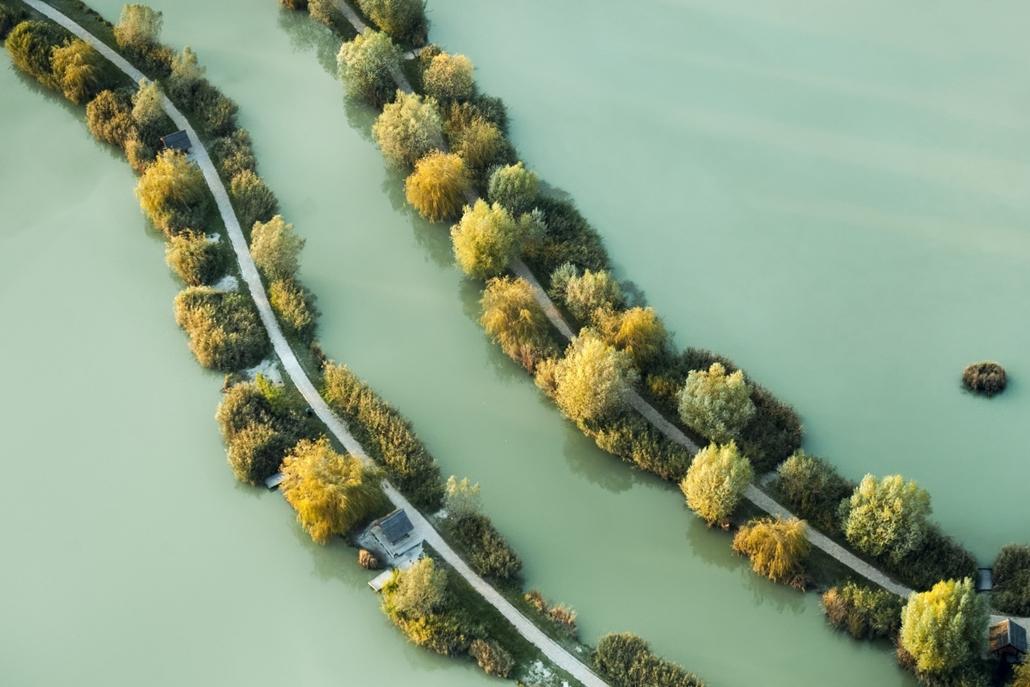 NE használd_! - Budapest Water Summit 2016 - Horgásztó párhuzamos töltései