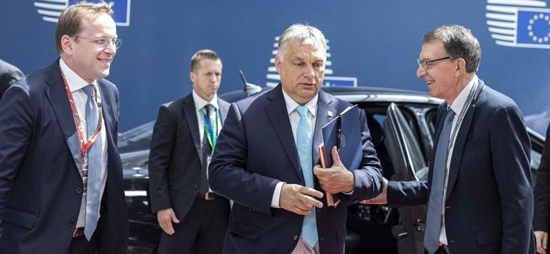 Orbánnak van félnivalója a keddi uniós csúcs előtt